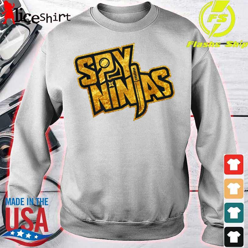 Spy Gaming Ninjas Tee Game Wild With Clay Style Shirt sweater