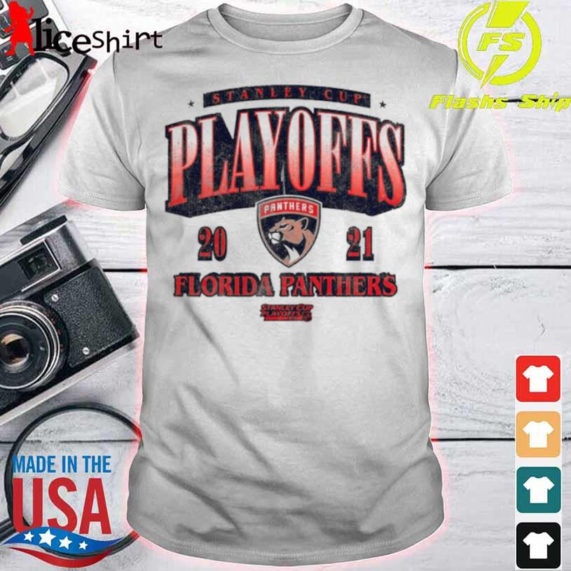 Florida Panthers 2021 Stanley Cup Playoffs Bound Ring The Alarm Shirt
