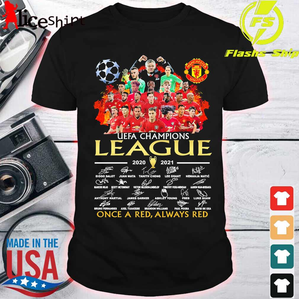 Aliceshirts-Manchester United UEFA champions league 2020 ...