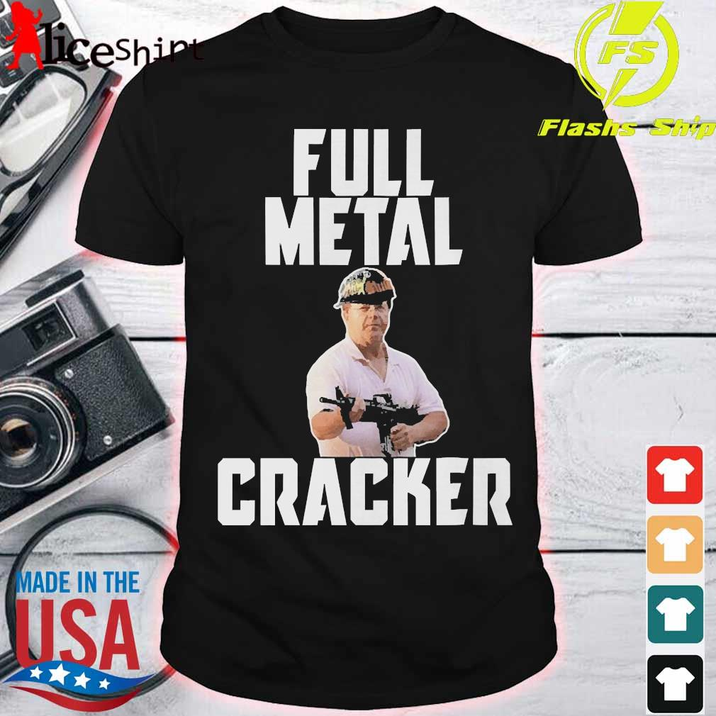 ST Louis Couple Gun full metal cracker shirt